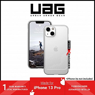 """UAG [U] Lucent for iPhone 13 5G 6.1"""" - Ice  (Barcode: 810070364625 )"""